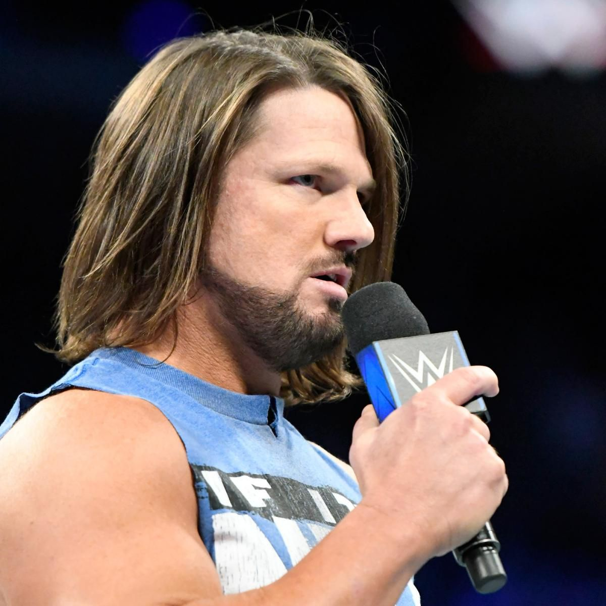 AJ Styles Goes Off On Shane McMahon Photos AJ Styles Pinterest