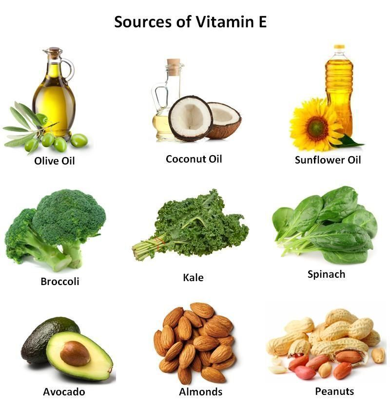 Sources Of Vitamin E Plantbased Health Vegan Vitamins Sources