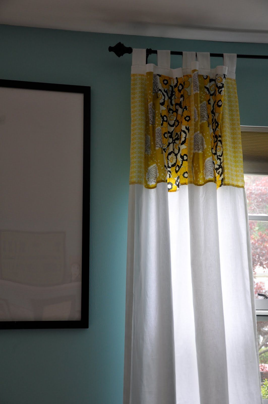 20 Anno Luv Panel Curtain Ikea With Images: Little Bit Funky: 20 Minute Crafter