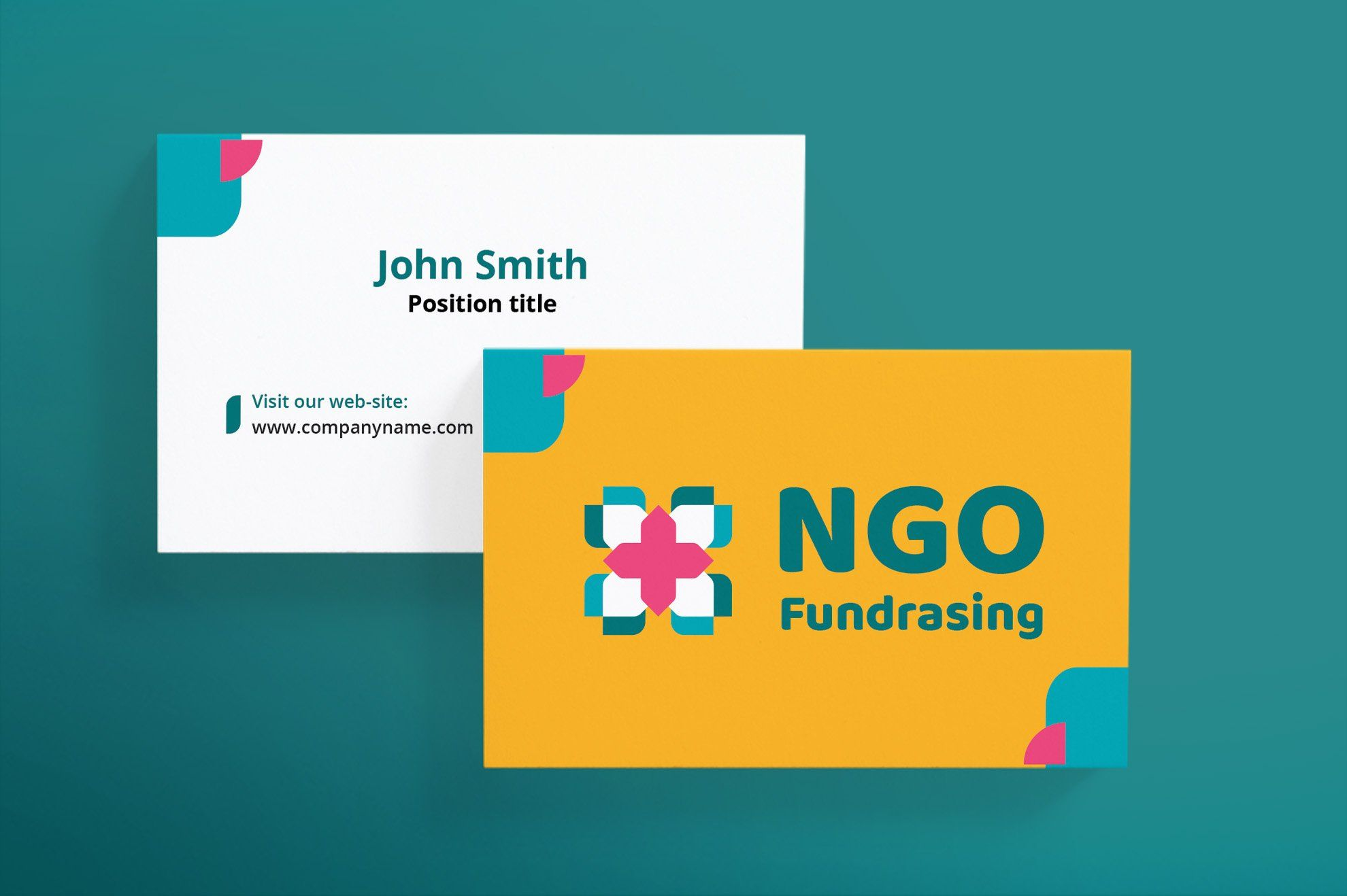 Ngo Business Card Corporate Business Card Unique Business Cards High Quality Business Cards