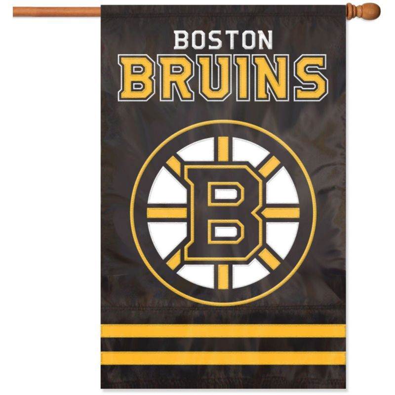 Personalized Boston Bruins Name Poster with Border Mat Wall Painting Banner