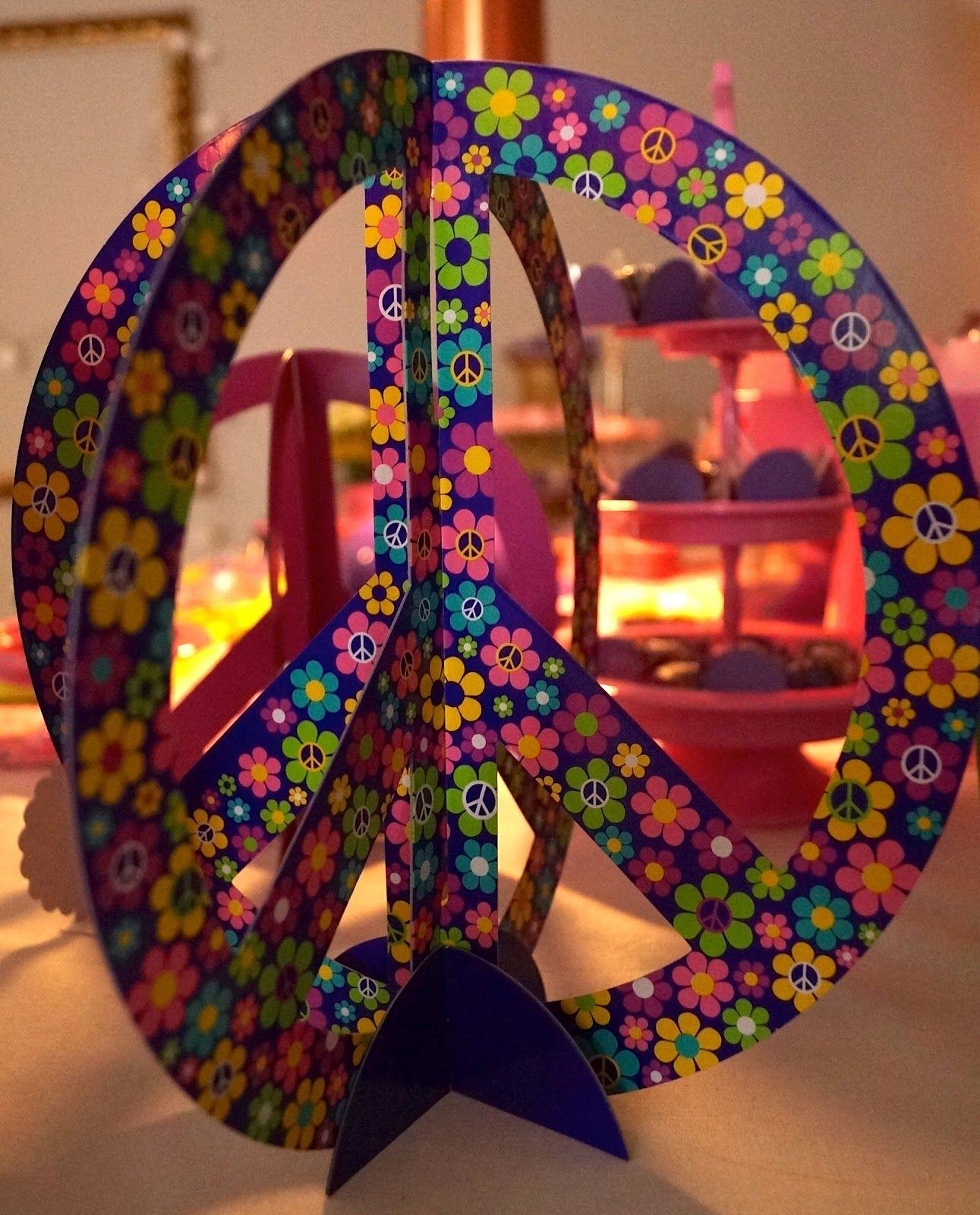 Projetos Inventivos: Balada Rock, Paz e Amor - aniversário de 9 anos