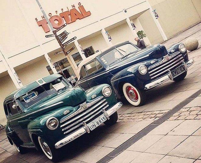 Encontro Do Veteran Car Club Do Brasil Porto Alegre Rs Carros