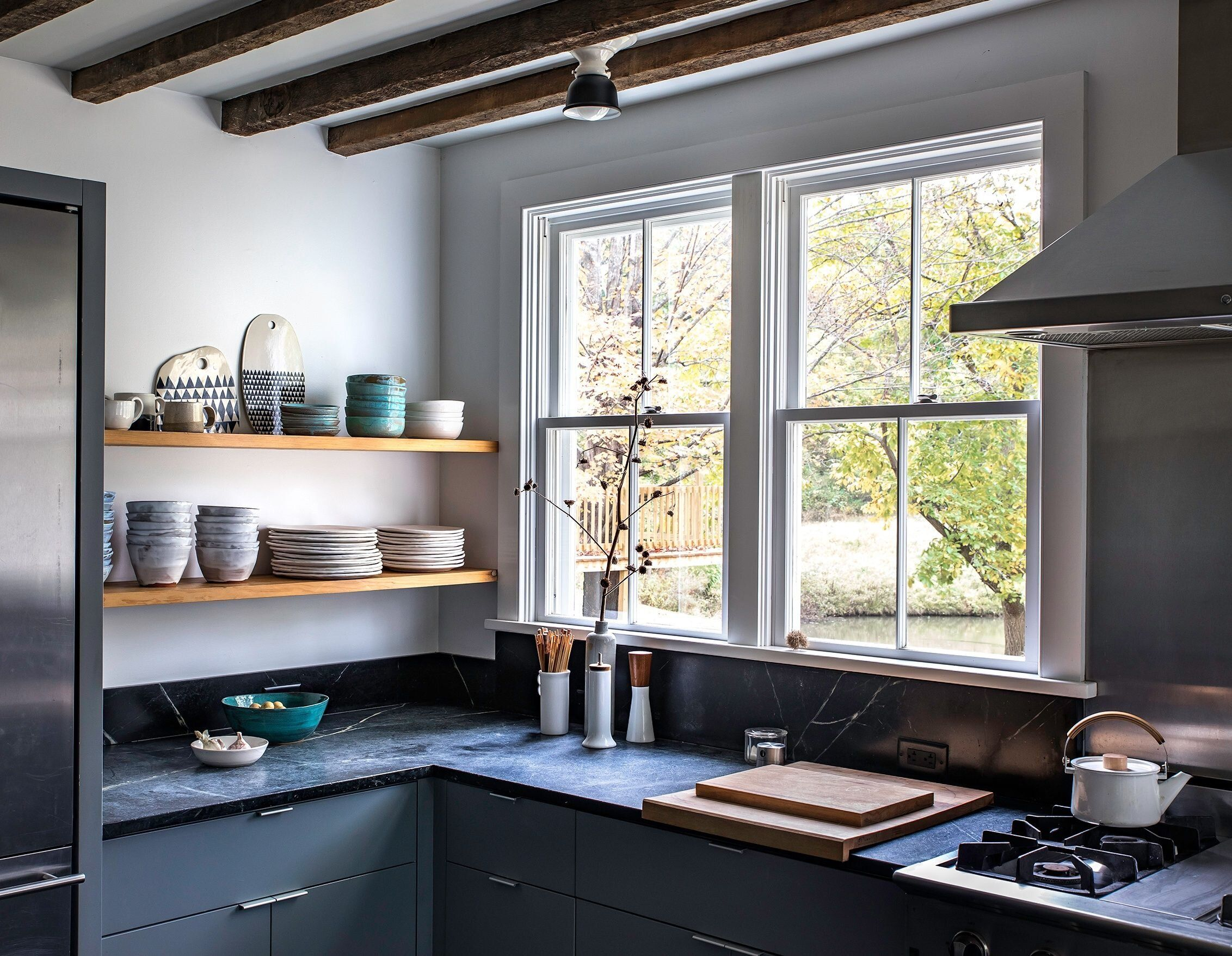 How To Choose The Right Countertops For Your New Kitchen Kitchen Remodel Kitchen Design Soapstone Counters
