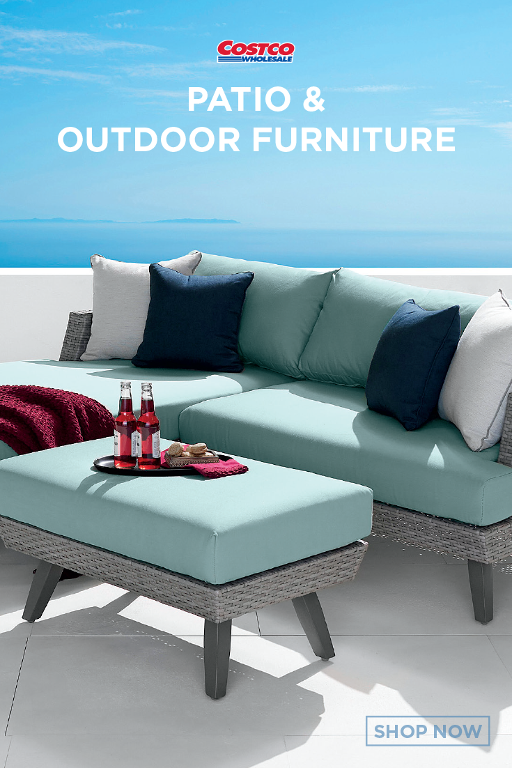 Casual 3 Piece Chaise Sectional With Ottoman Sectional