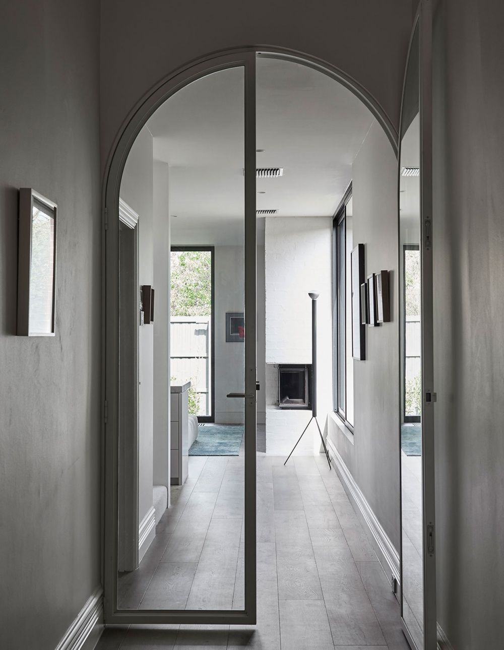 Edwardian hallway lighting  An Expertly Renovated Edwardian  Antipodean homes  ideas and