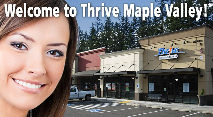Thrive Maple Valley Thrive Community Fitness Maple Valley Thrive Fitness Thrive