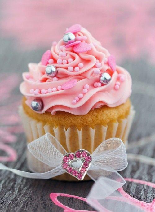 Cute Cupcake Love I Love Cupcakes Cupcakes Happy Birthday