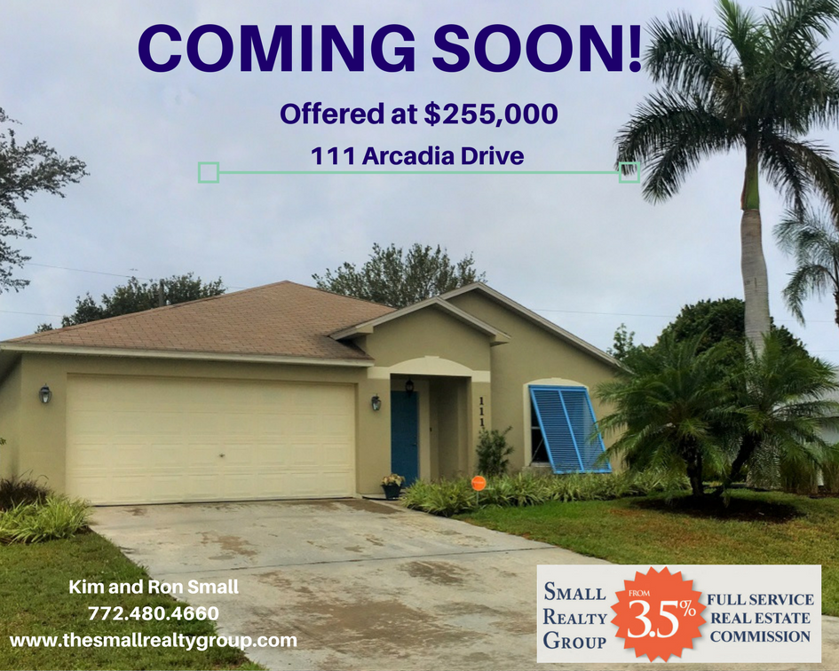 COMING SOON! 3 bedroom 2 bath home with a salt water pool in
