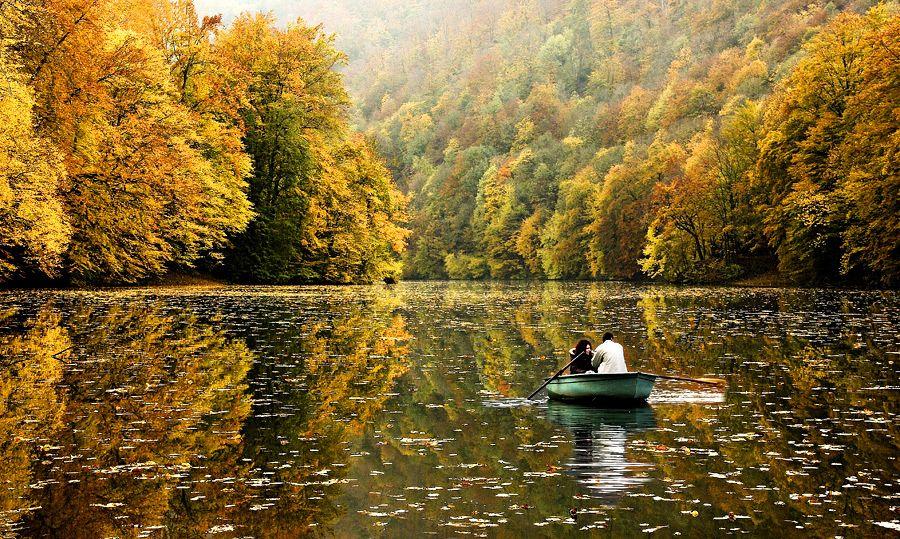 Autumn Idyll by Oliver Leicher