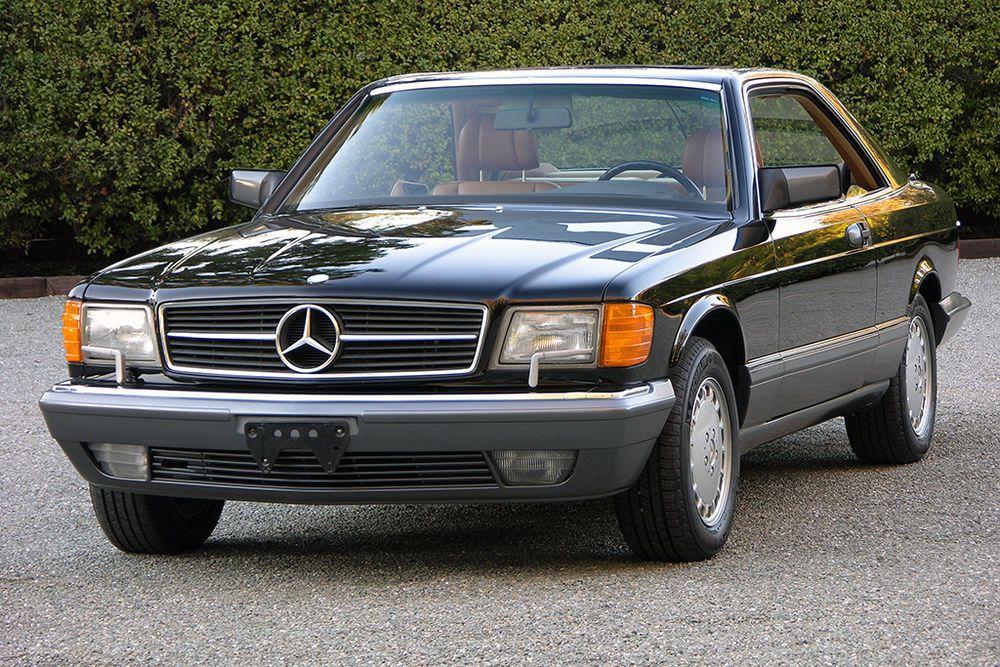 1990 Mercedes Benz 560sec Mercedes Benz 500 Mercedes Mercedes Benz