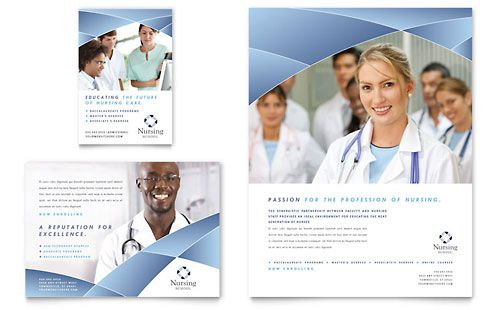 Medical & Health Care | Flyers | Templates & Design Examples