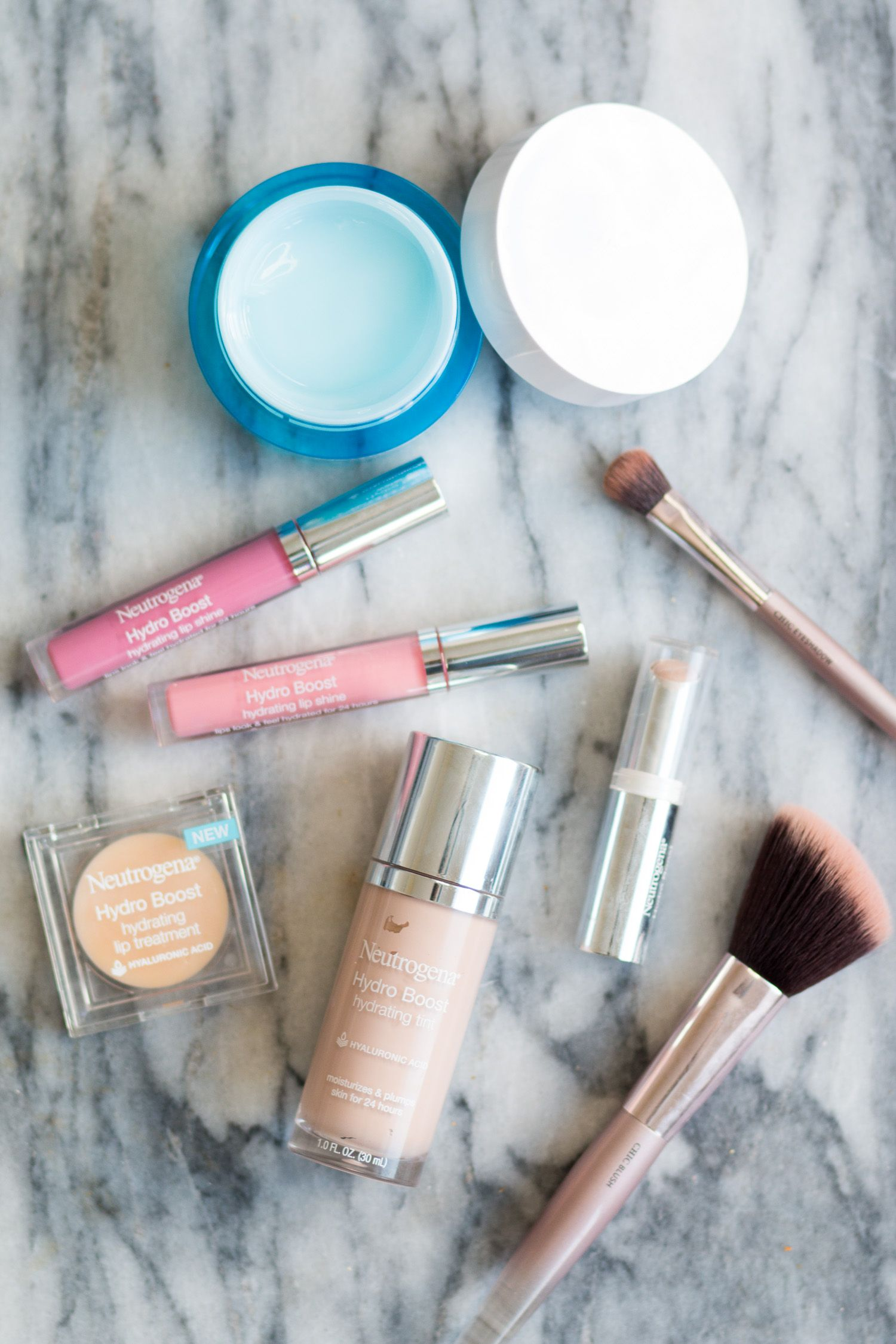 5Minute Makeup Routine Easy everyday drugstore makeup