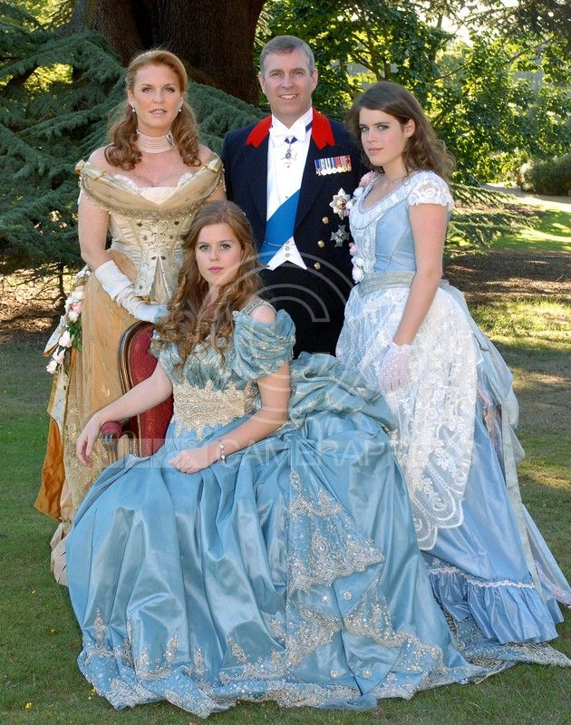 Prince Andrew and Sarah Ferguson in pictures | Prince ... Fergie At Eugenia S Wedding