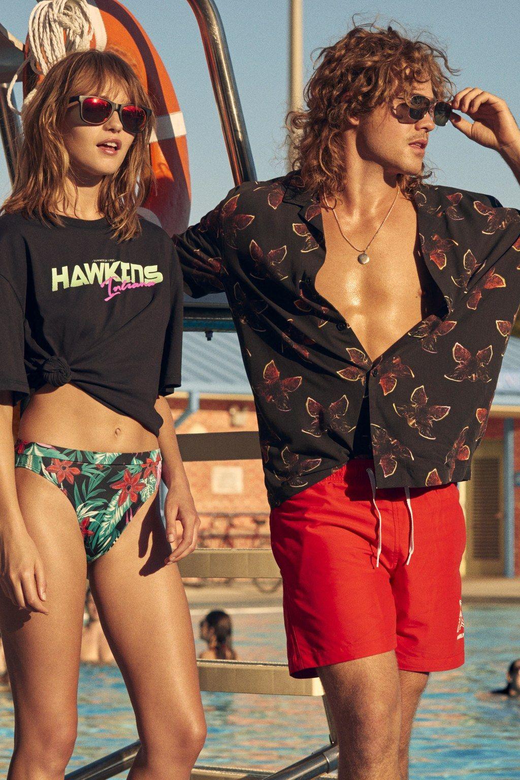 H&M x Stranger Things : et si on s'habillait comme dans la série ? | Style des années 1980 ...