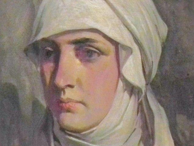 Apparentemente timida e riservata, la ragazza medievale viveva tutta la sua vita in sudditanza e questo valeva per qualsiasi ceto di appartenenza.