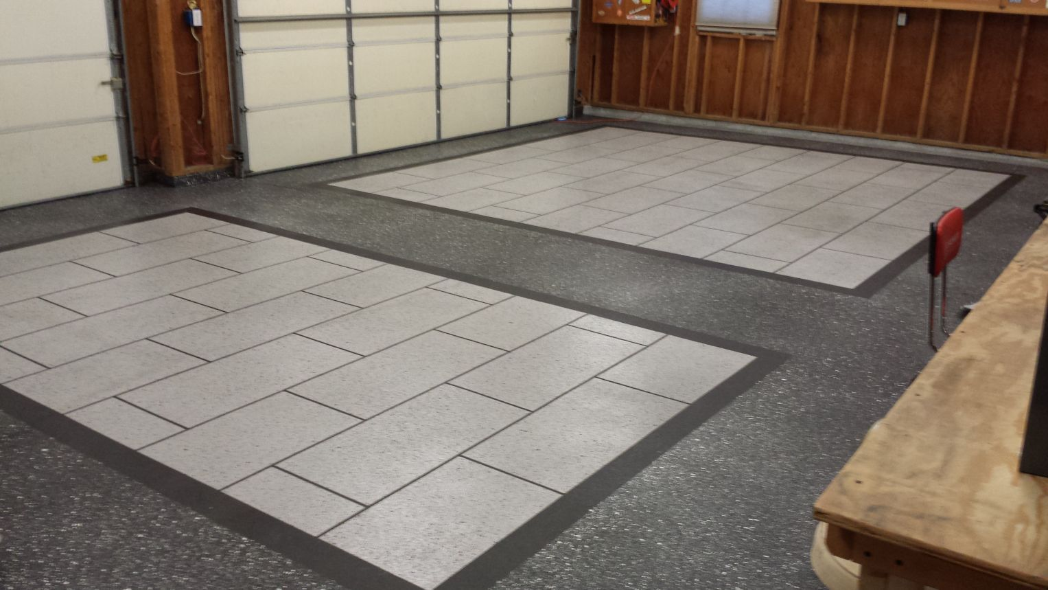 blaine floor best mn garage minneapolis projects coating epoxy in flooring
