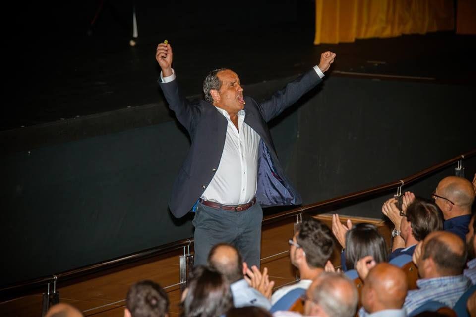 #pozoblanco #conferencia #reilusionarse #junio2016 www.luisgalindo.com
