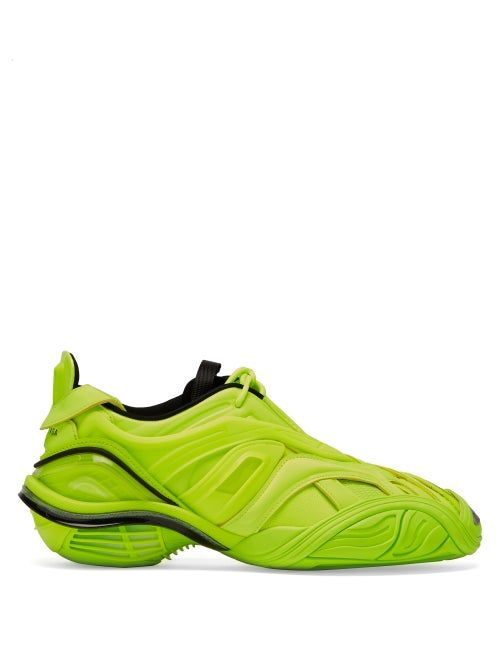 24+ Balenciaga   Tyrex Low top Leather Trainers   Womens   Yellow