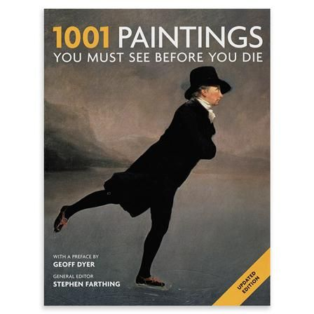 1001: Paintings You Must See Before You Die, published by Octopus, $21 !!