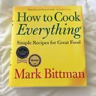 How to Cook Everything : Simple Recipes for Great Food by Mark Bittman Looks New #NonfictionBooks #markbittmanrecipes How to Cook Everything : Simple Recipes for Great Food by Mark Bittman Looks New #NonfictionBooks #markbittmanrecipes How to Cook Everything : Simple Recipes for Great Food by Mark Bittman Looks New #NonfictionBooks #markbittmanrecipes How to Cook Everything : Simple Recipes for Great Food by Mark Bittman Looks New #NonfictionBooks #markbittmanrecipes
