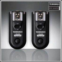 Yongnuo Rf 603 C3 2 4ghz Wireless Flash Trigger Wireless Shutter Release Transceiver Kit For Canon 1d 5d Photo Equipment Camera Accessories Nikon D90
