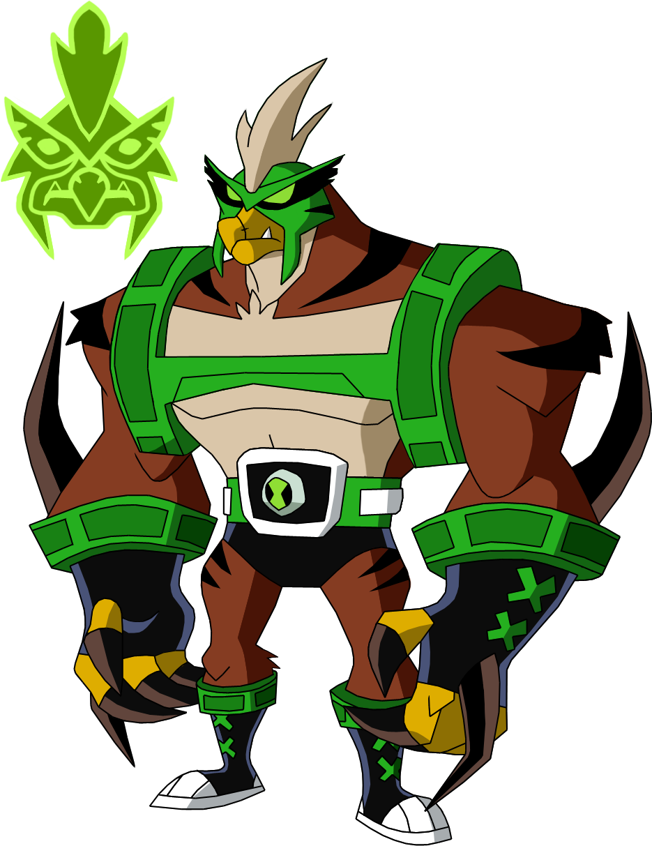 Biomnitrix Unleashed Kickin Rath By Rizegreymon22 Cartoon Ben 10