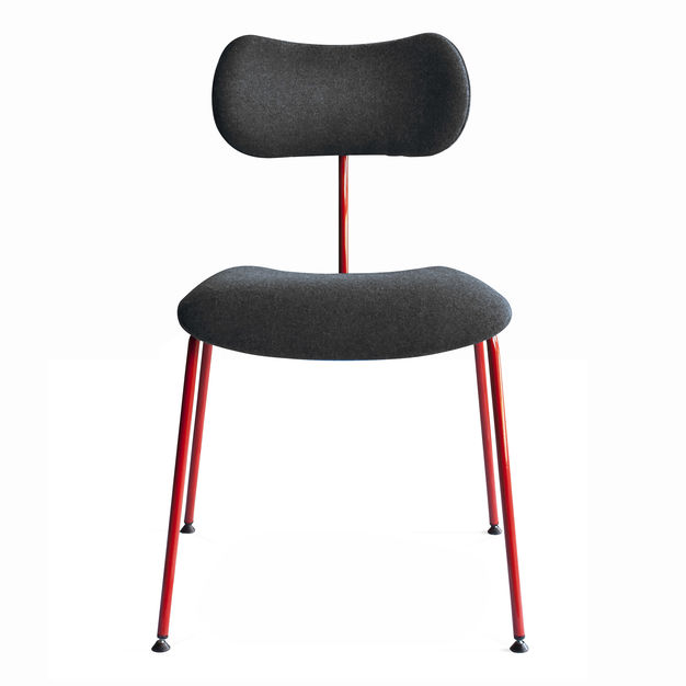 Nod Chair In 2020 With Images Chair Minimal Chairs Leather