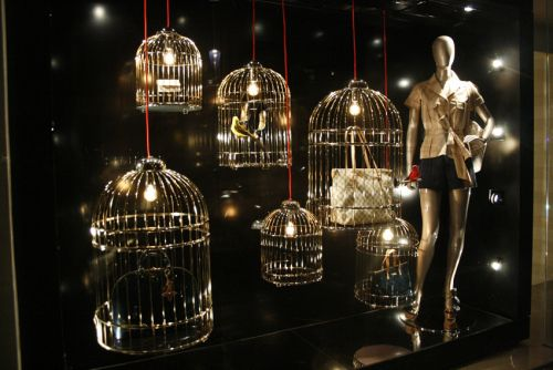 Louis Vuitton escaparate