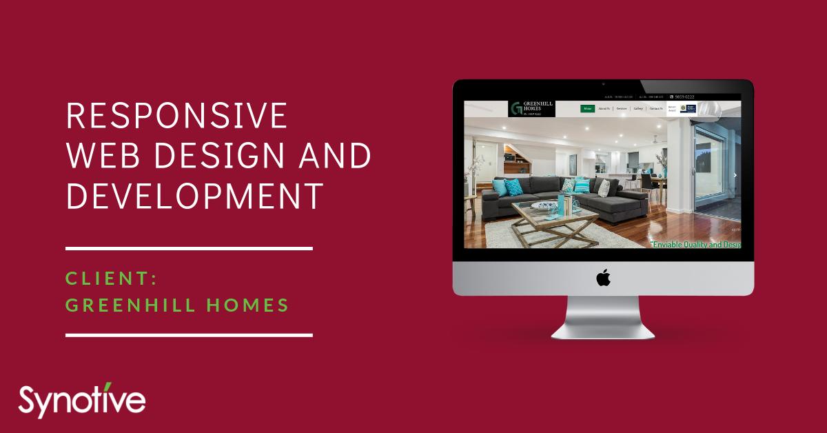 Responsive Web Design Development Web Development Design Portfolio Website Design Website Design