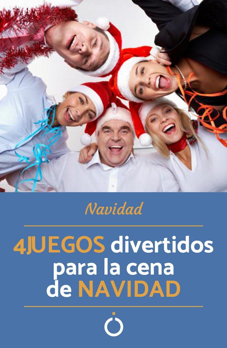 4 Juegos Divertidos Para La Cena De Navidad Familia O Amigos