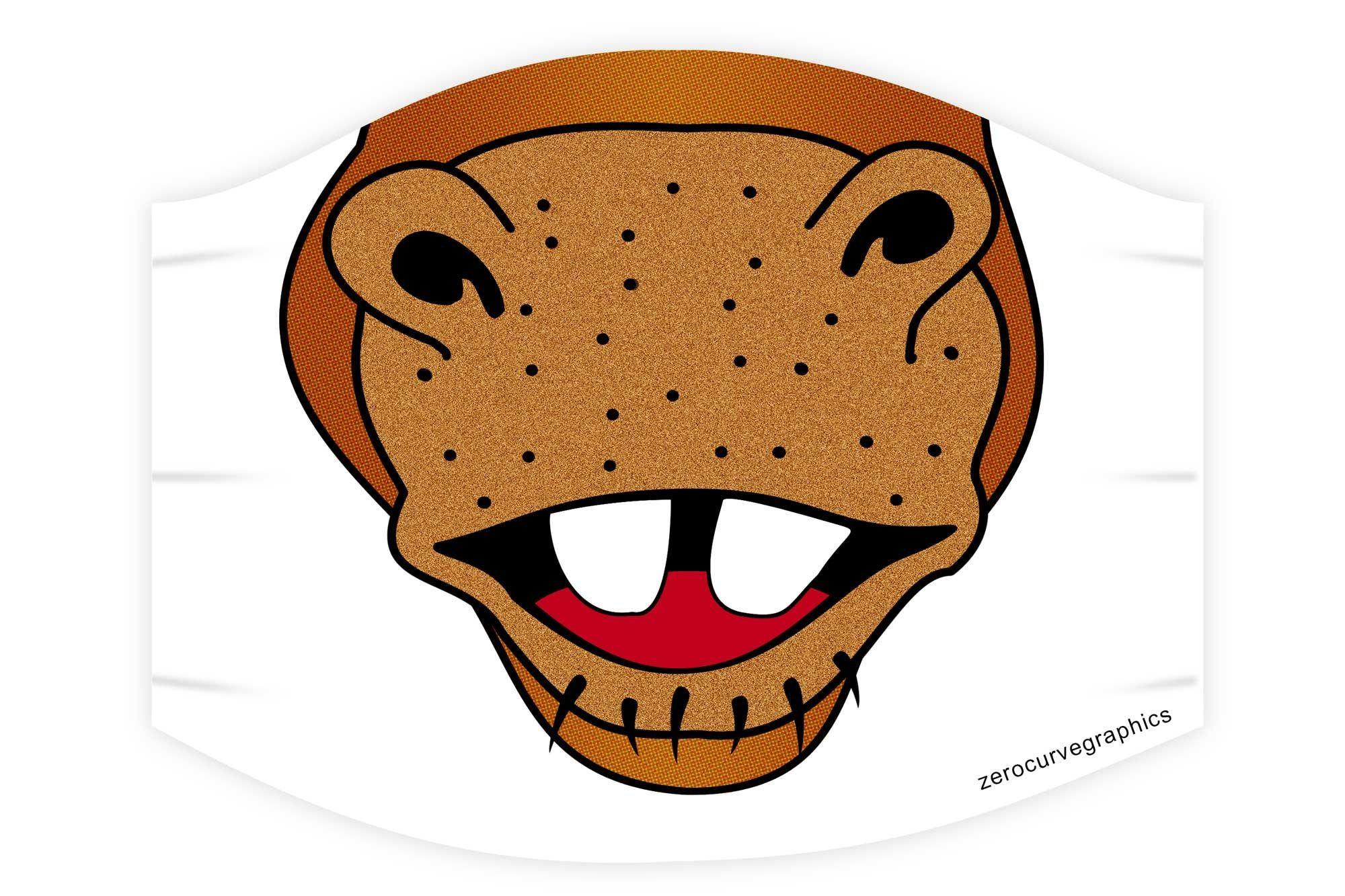 Photo of Funny Cartoon Horse Donkey Face Mask Adults-Reusable Face Mask-Washable Face Mask-Cloth Face Mask-Cute Face Mask-Free Shipping