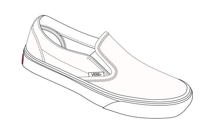 Template Artimus Prime 7th Grade Sketchbook Assignments Vans Shoe Template In 2020 Shoe Design Sketches Sketchbook Assignments Shoe Template