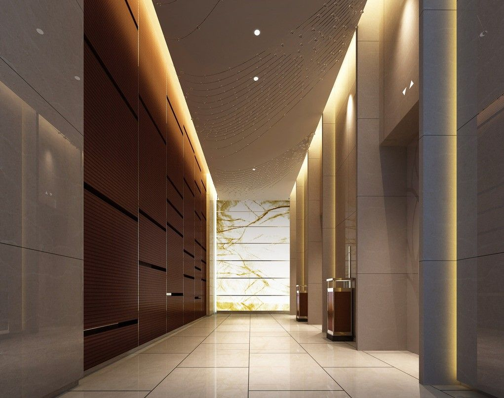 Best lobby lighting design buscar con google 2 for Lobby ceiling design
