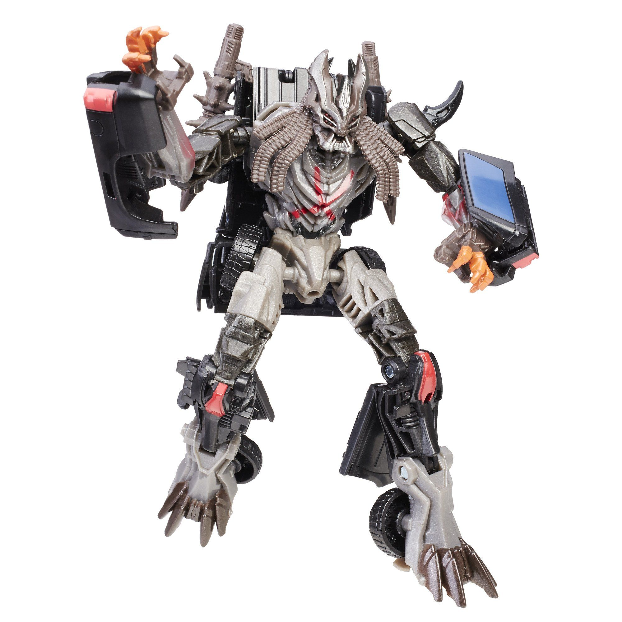 The Last Knight Premier Edition Deluxe Megatron Exclusive TRU Transformers