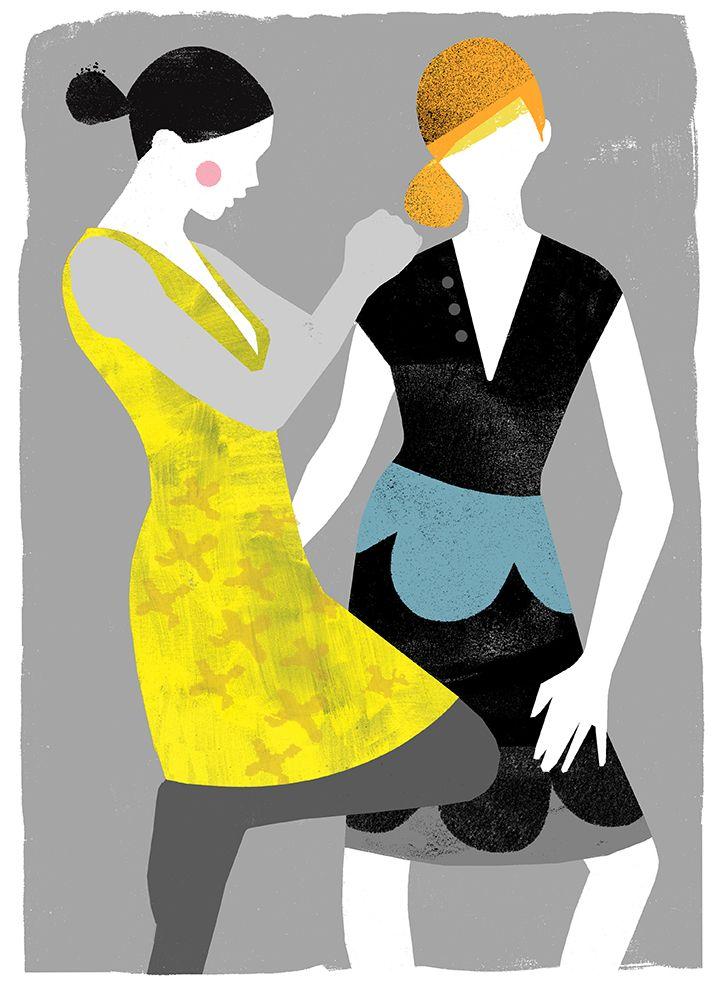 Jessie Ford | Ilustradores | Agência Ilustração Central