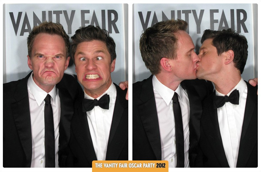 Neil Patrick Harris and David Burtka | David burtka, Neil ...