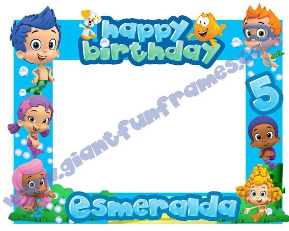 All Games A-Z - GAMES FOR KIDS - Game Kid Game Bubble guppies photo booth