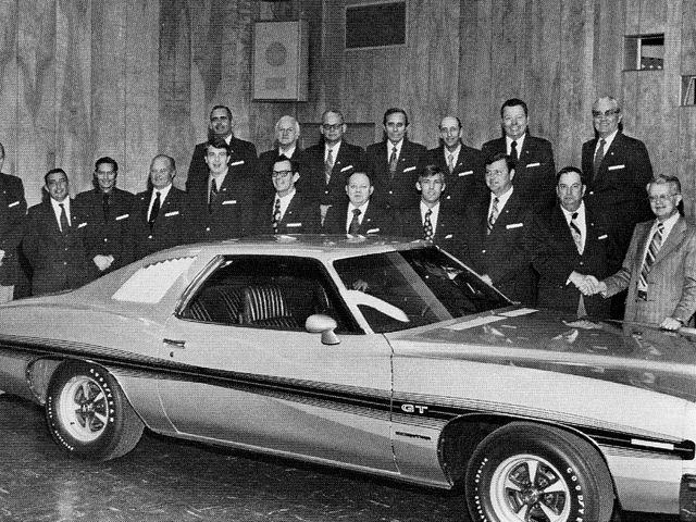 1973 Pontiac LeMans GT wwwGT37org  Pontiac GT37LeMans GT