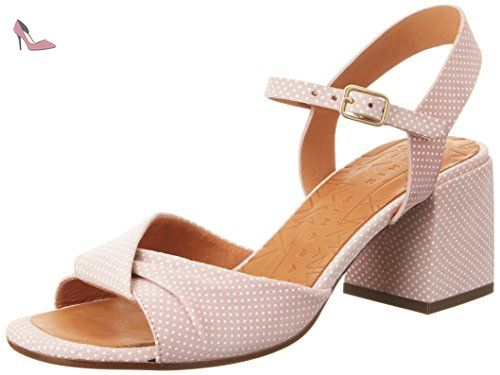 Yenko, Mocassin Flâneur Chaussures Femme - Rose - Pink (maitai Pink), 39 EUChie Mihara