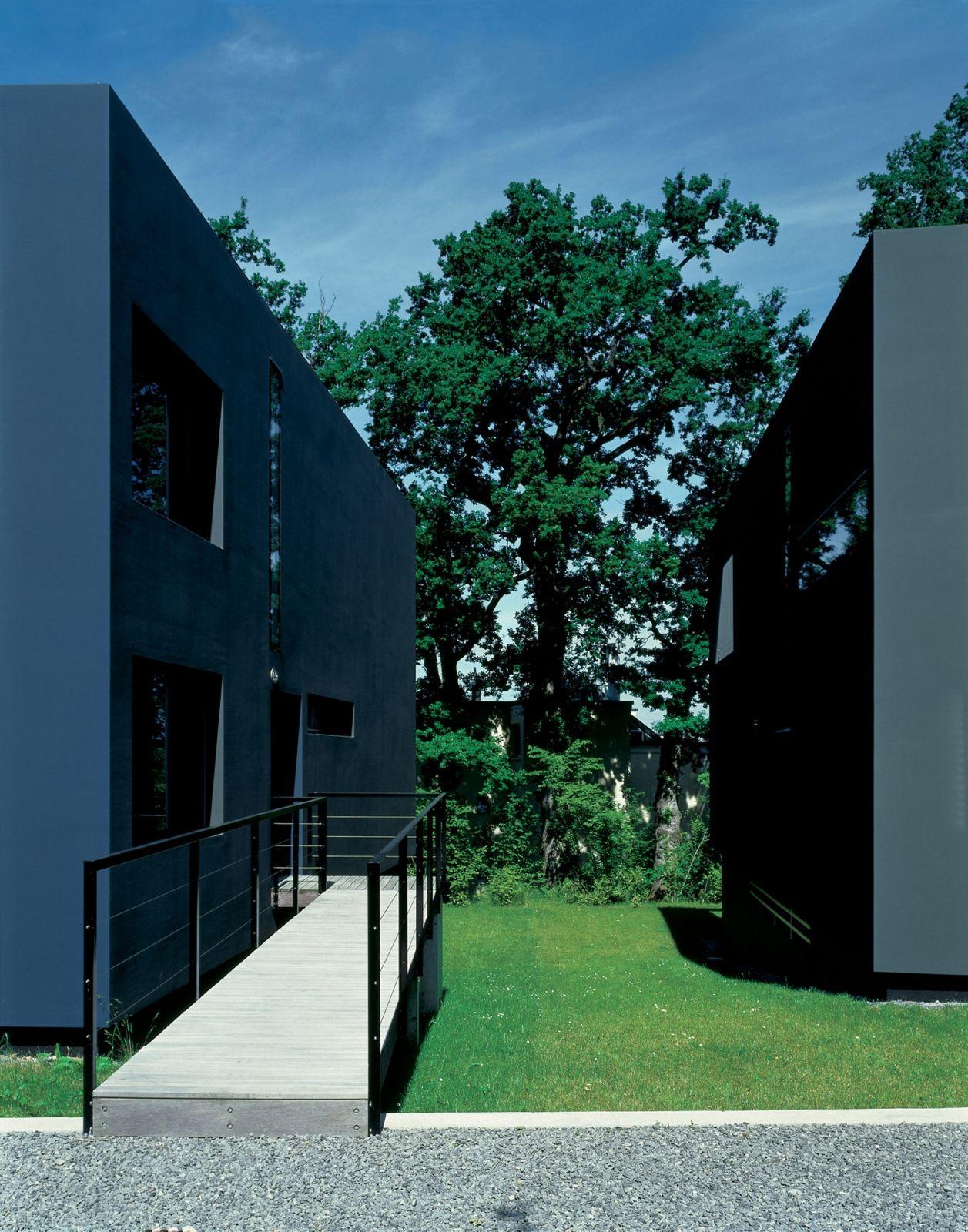 2 X 2 Einfamilienhäuser | Luzern U003e DANIELE MARQUES