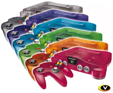 Did you have a Funtastic Colour #N64? Which colour is your