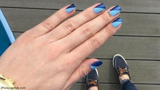 Picture Nail Art Pinterest Nyc Nail Polish Blue Nails And Sky