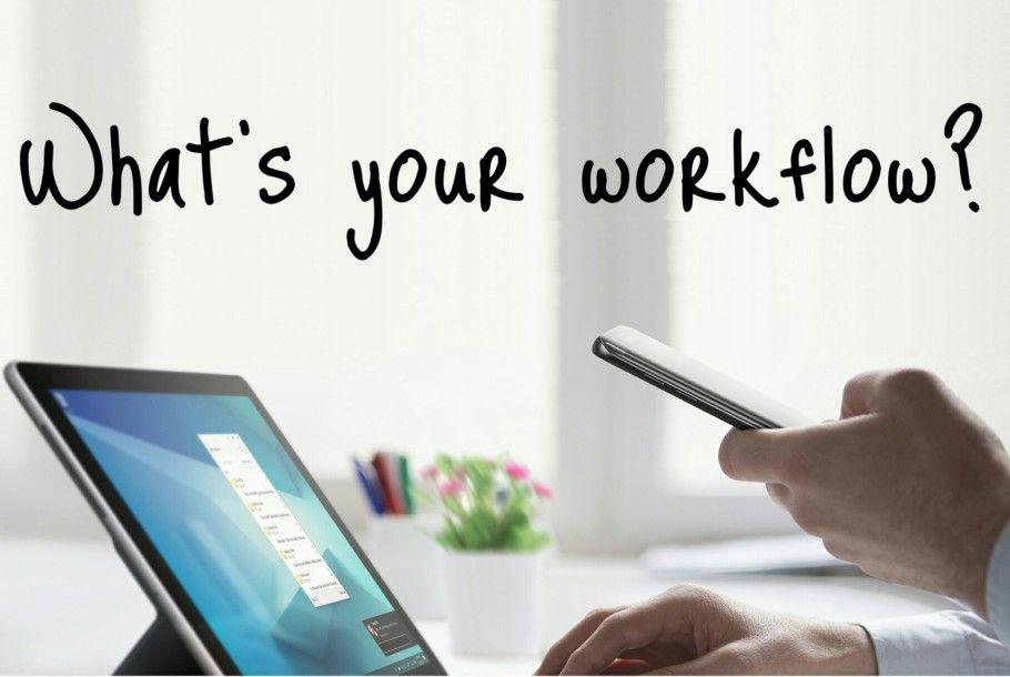 Blogparade mit #Samsung zur Zukunft der Arbeit - 2/2 3 X 5 Tipps