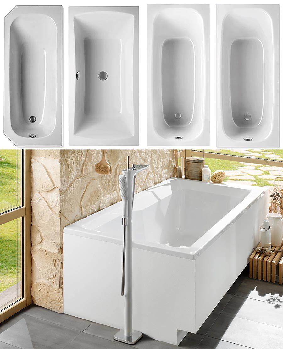Kleine Badewannen für kleine Bäder ▻ Ideen, Produkte, Tipps ...
