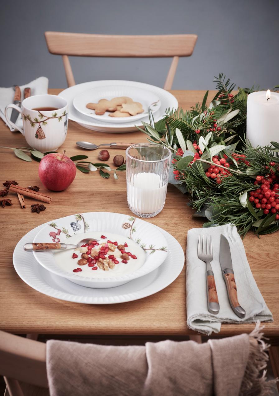 Weihnachtstisch Dekorieren weihnachtstisch dekorieren: so geht der gemütliche skandi-stil