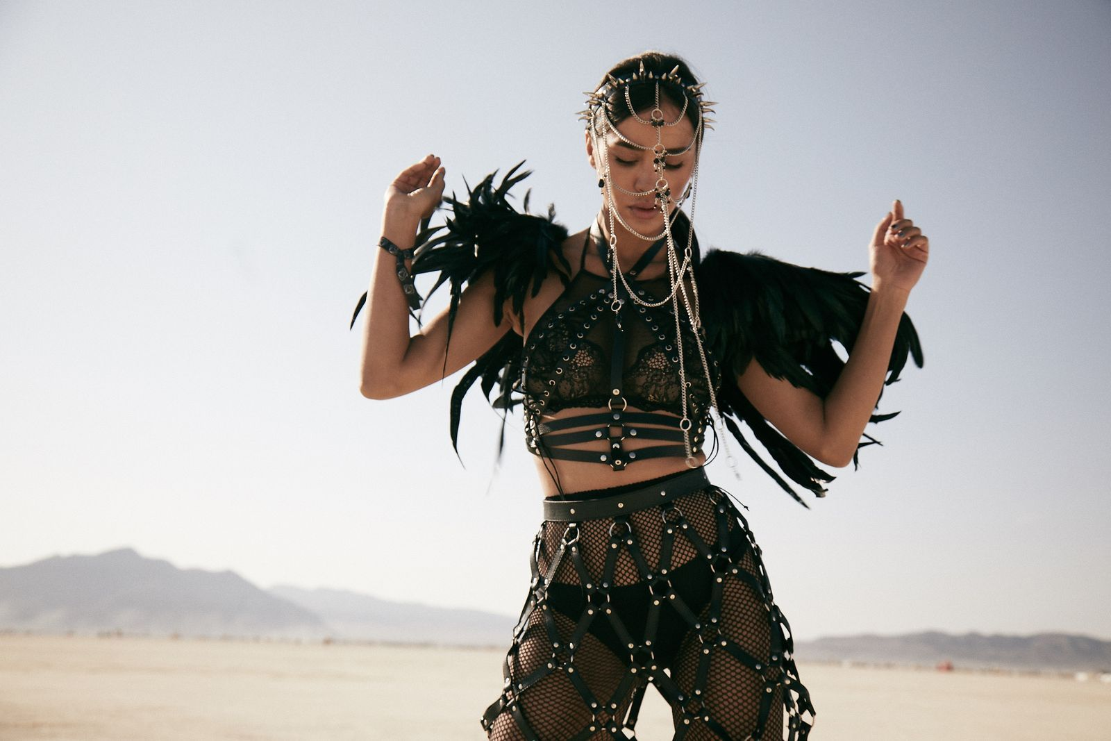 The Cool and Creative Costumes Seen at Burning Man This