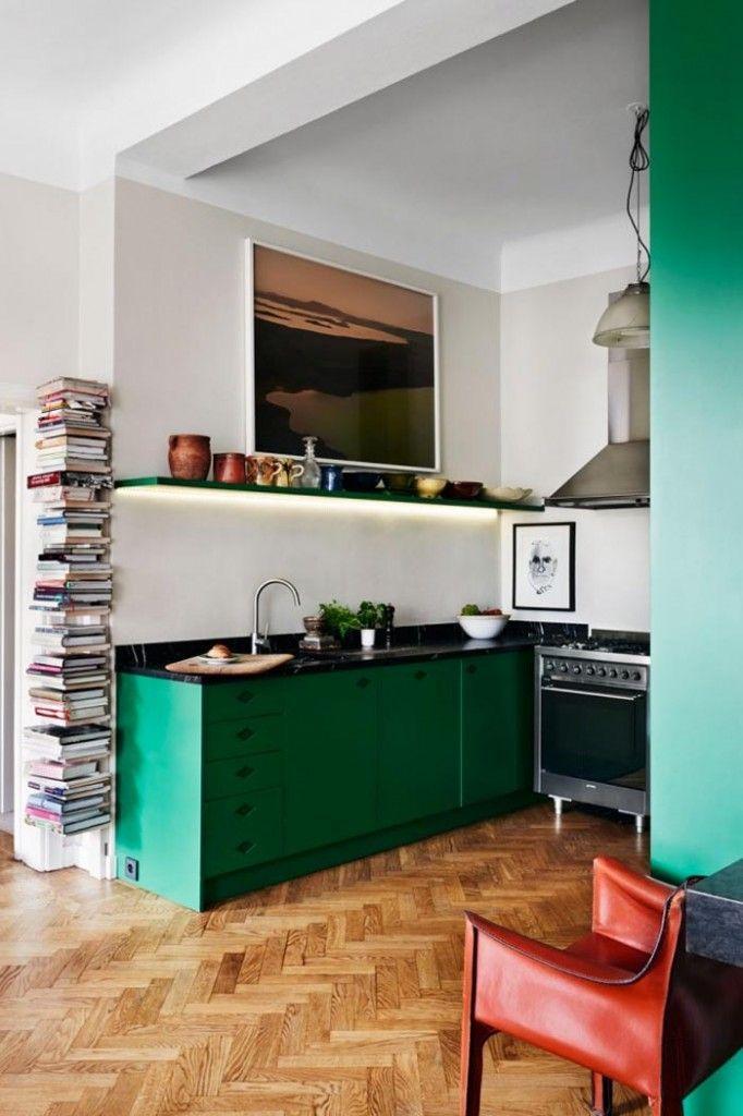 8 cocinas verdes (celebrando San Patricio y tal) · 8 green kitchens ...