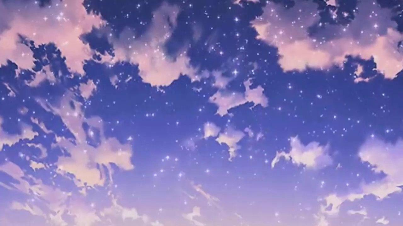 Ellie Goulding Power 8d Audio Sky Anime Sky Aesthetic Sky Gif Anime wallpaper aesthetic gif