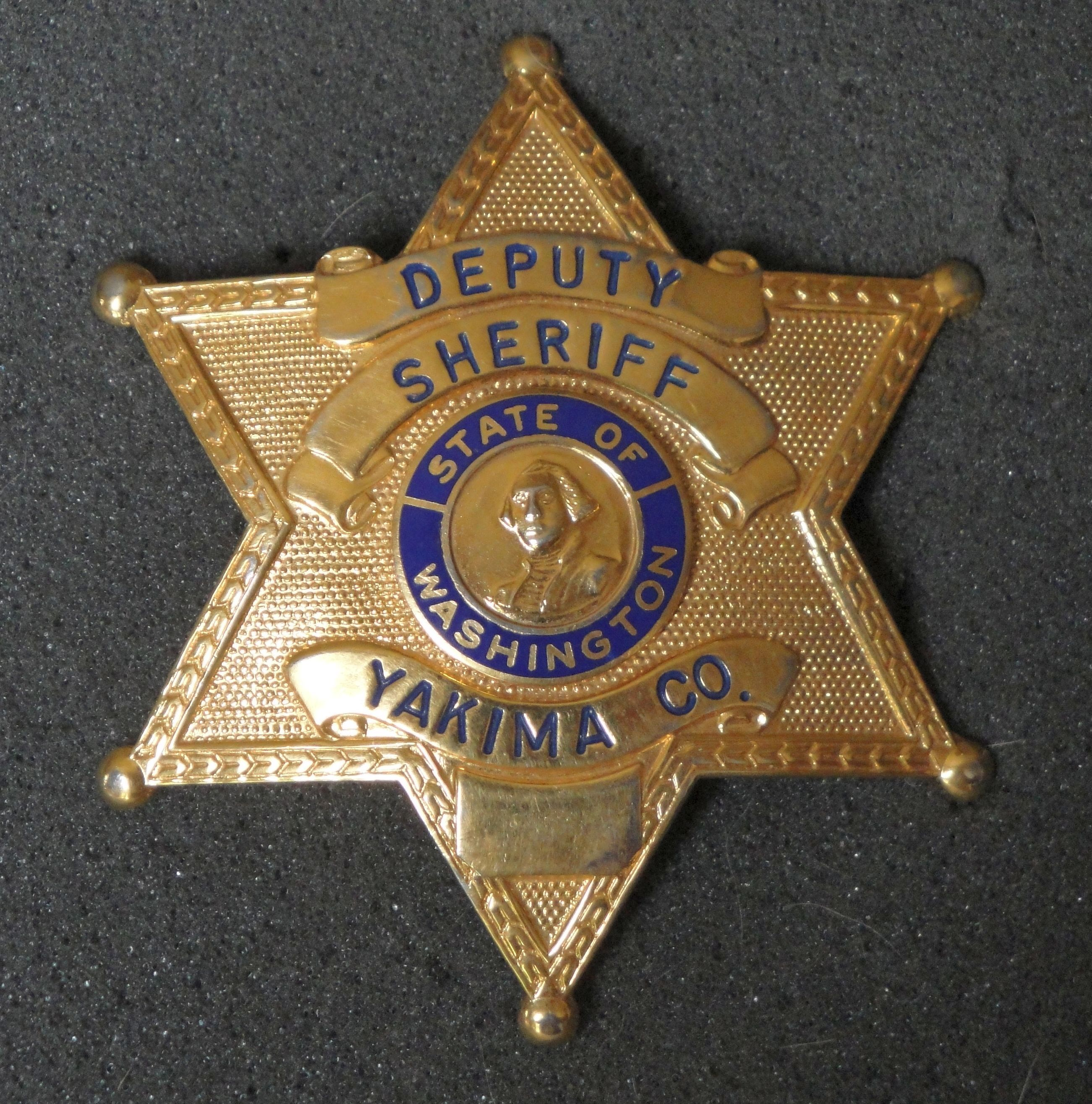 Washington State Badge Photo S Page 2 Police Badge Badge Yakima